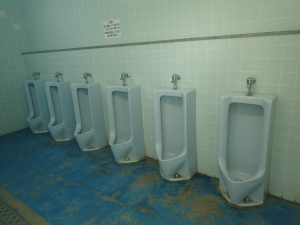 鵠沼海浜公園スケートパーク内トイレ