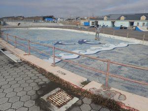 鵠沼海浜公園スケートパークビギナーズエリア