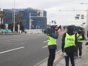 湘南国際マラソンケーブルテレビ