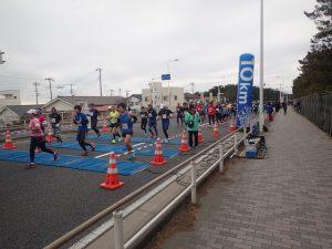 湘南国際マラソン盛り上がり