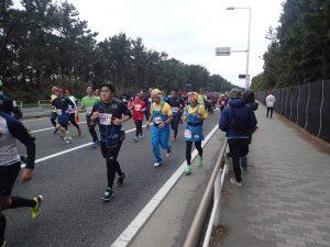 湘南国際マラソンキャラクター