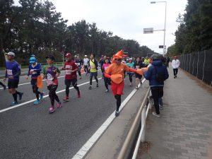 湘南国際マラソンえび