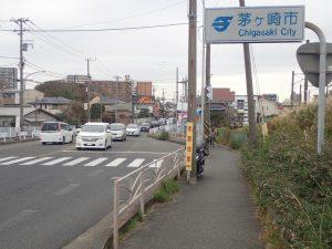 湘南国際マラソン馬入橋2