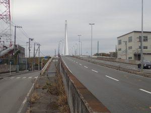 湘南国際マラソン湘南銀河大橋