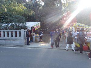 寒川神社 初詣 順路封鎖