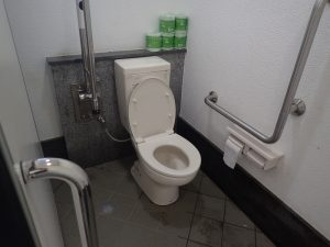 小田原城址公園 二の丸 公衆トイレ