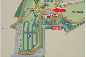 県立おだわら諏訪の原公園 修景池
