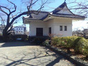 小田原城址公園 二の丸隅櫓