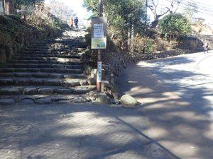 小田原城址公園 こども遊園地入口