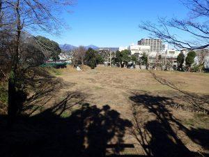 小田原城址公園 御用米曲輪