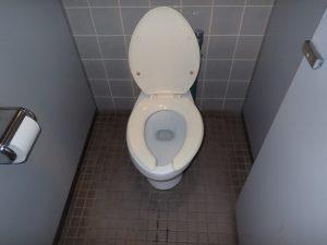 小田原フラワーガーデン 管理棟 1F男子トイレ 洋式