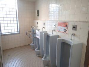 小田原フラワーガーデン 管理棟 2F 男子トイレ 小便器