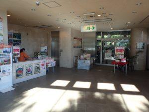 小田原フラワーガーデン 管理棟 1Fエレベーター
