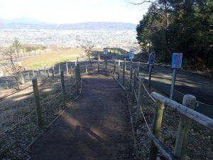 県立おだわら諏訪の原公園 ローラーすべり台