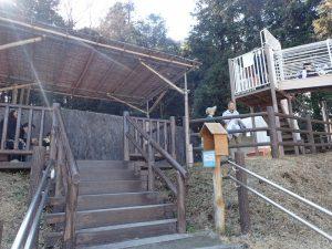 県立おだわら諏訪の原公園 ローラー滑り台 カウンター