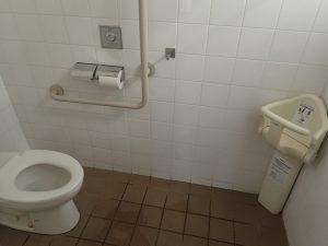 おだわら諏訪の原公園 陽だまりの丘 トイレ