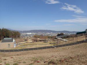 県立おだわら諏訪の原公園 陽だまりの丘