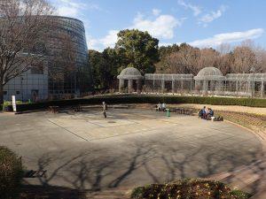 小田原フラワーガーデン アルカディア広場