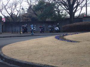 小田原フラワーガーデン 自転車・バイク駐輪場