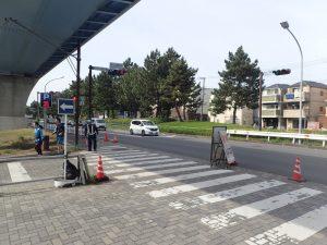 海の公園 混雑時の駐車場入場方法
