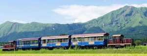 南阿蘇鉄道:トロッコ列車