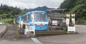 トンネルの駅:宮崎県、記念撮影箇所