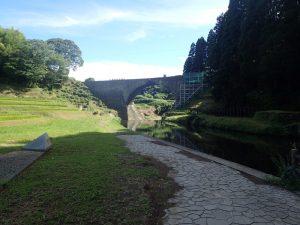 道の駅通潤橋から移動:通潤橋まで