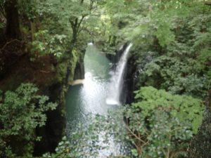 御橋:真名井の滝:高千穂峡