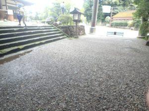 高千穂神社:表参道 参拝順路
