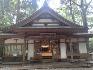 高千穂神社:神樂殿