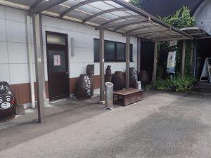 トンネルの駅:宮崎県、喫煙場所、タバコ