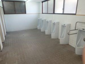 トンネルの駅:宮崎県、トイレ