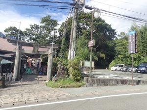 名水 白川水源:熊本県、南阿蘇村