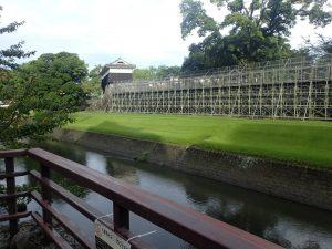 熊本城:長塀