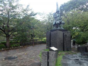 熊本城:加藤清正公像