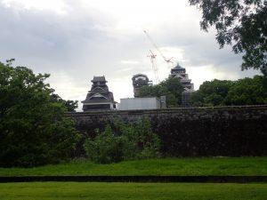 熊本城:大小天守と宇土櫓