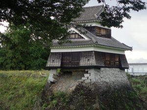 熊本城:戌亥櫓(いぬいやぐら)