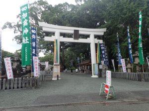 熊本城:加藤神社