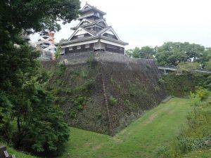 熊本城:宇土櫓(うとやぐら)