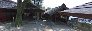 青井阿蘇神社:稲荷神社、興護神社、文化苑