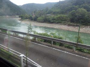 SL人吉:球磨川