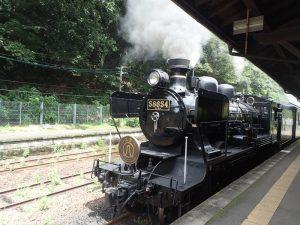 SL人吉:白石駅