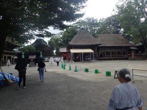 青井阿蘇神社:境内