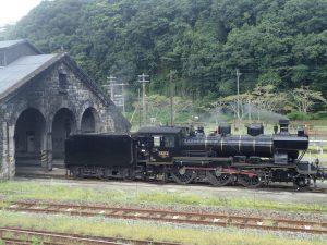人吉鉄道ミュージアム:SL人吉