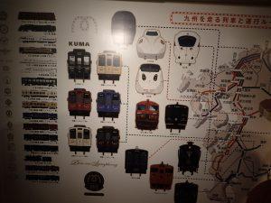 人吉鉄道ミュージアム MOZOCAステーション868:九州路線図