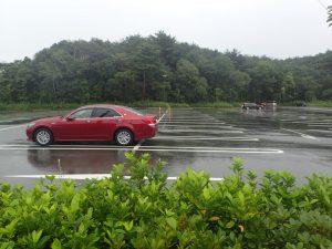 シークルーズ:駐車場