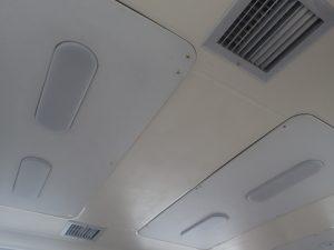 シークルーズ:空調(冷暖房)完備