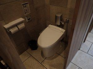 リゾラテラス天草:洋式トイレ、ウォシュレット