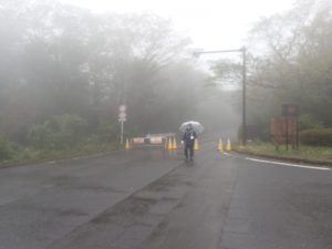 箱根台風19号被害:大涌谷周辺