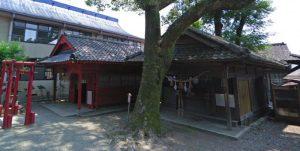 青井阿蘇神社:稲荷神社、興護神社
